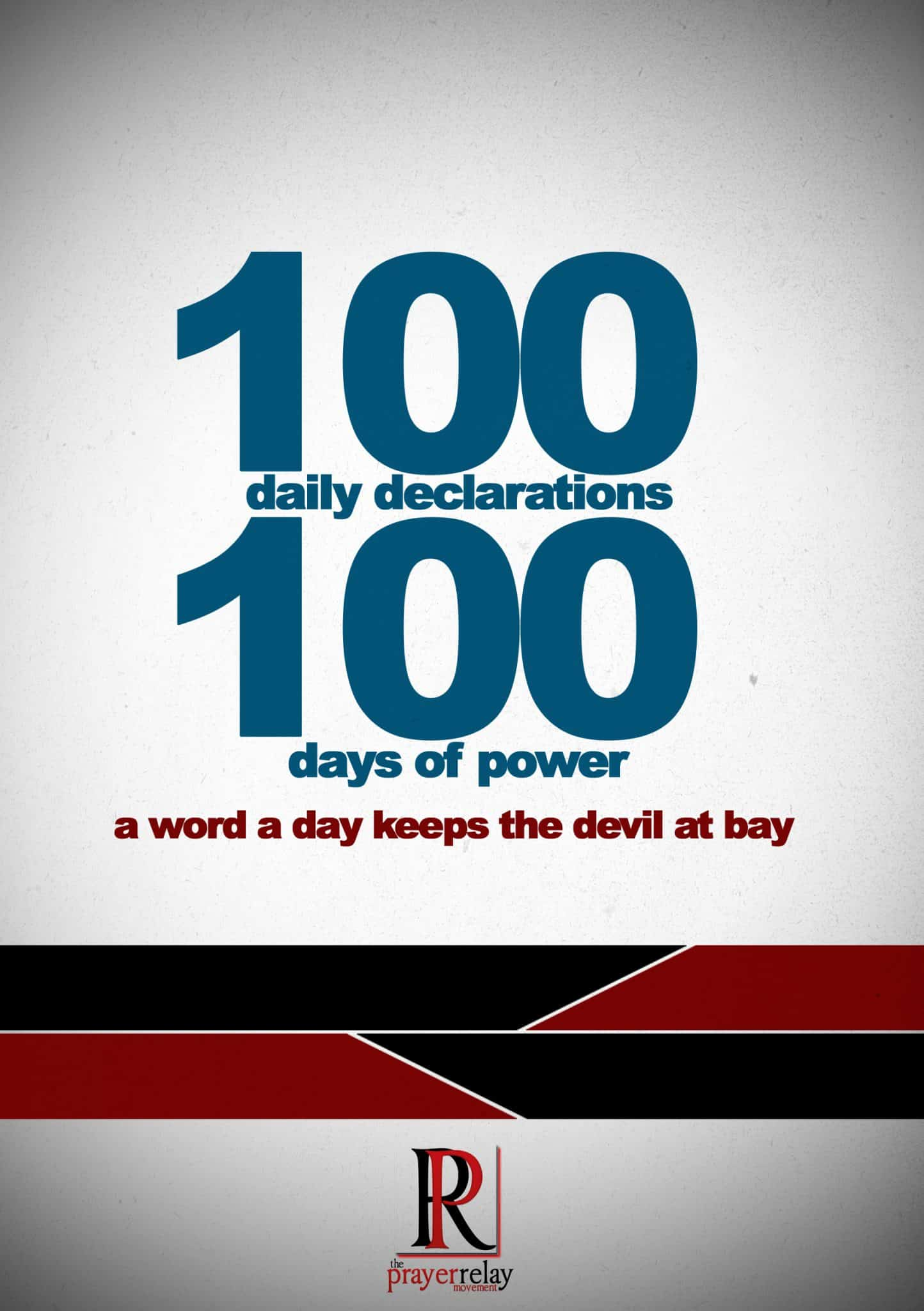 Read Our Wonderful Debut 100 Daily Declarations Book - The