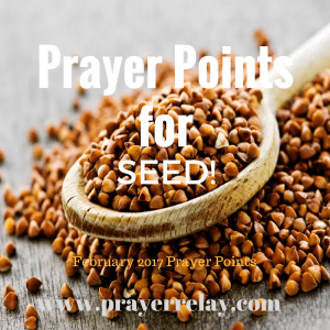 Prayer For Seed Sowing : 72 Powerful Biblical Prayer Points