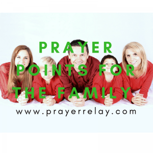 Prayer for Family: More Than 35 Wonderful Points