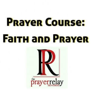 faith and prayer