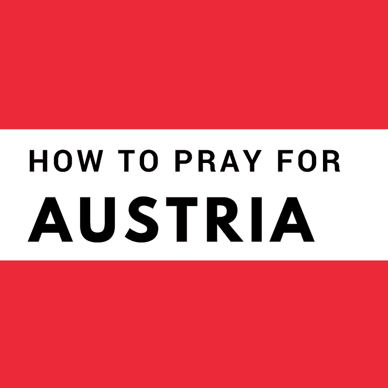 PRAY FOR AUSTRIA 1