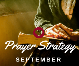 Why You should have a MONTHLY PRAYER STRATEGY