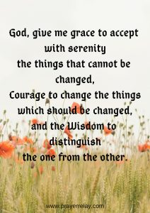 The Serenity Prayer Ultimate Guide #1