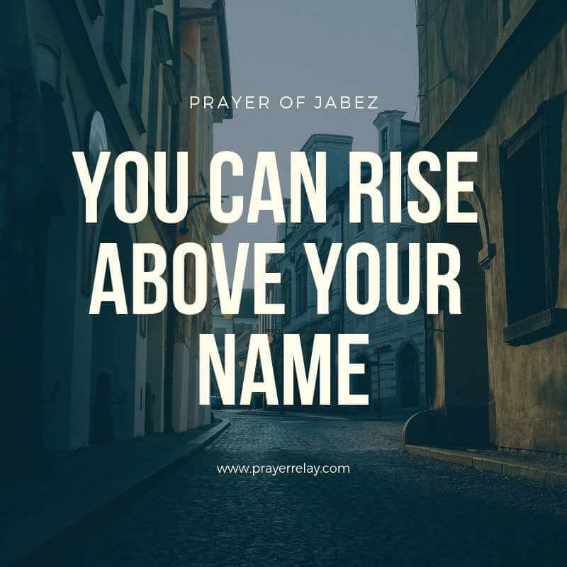 who was Jabez